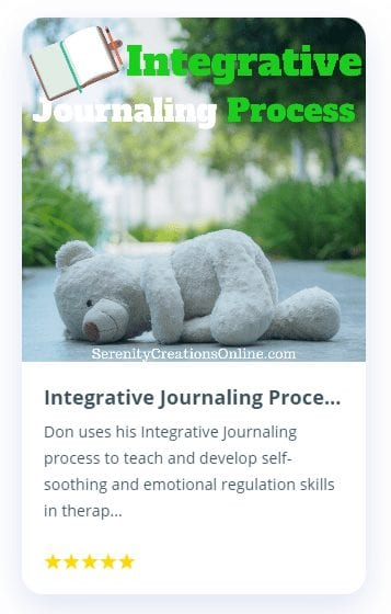 Link to Integrative Journaling Audio Course
