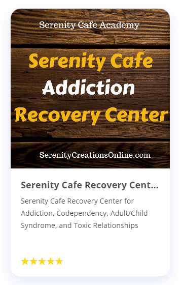 Link to Serenity Cafe Recovery Center