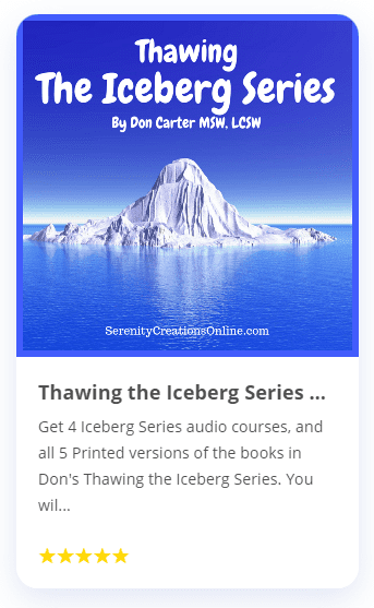 Thawing the Iceberg Series Audios Courses