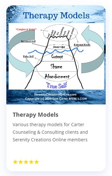 Link to Therapy Models Audio Course
